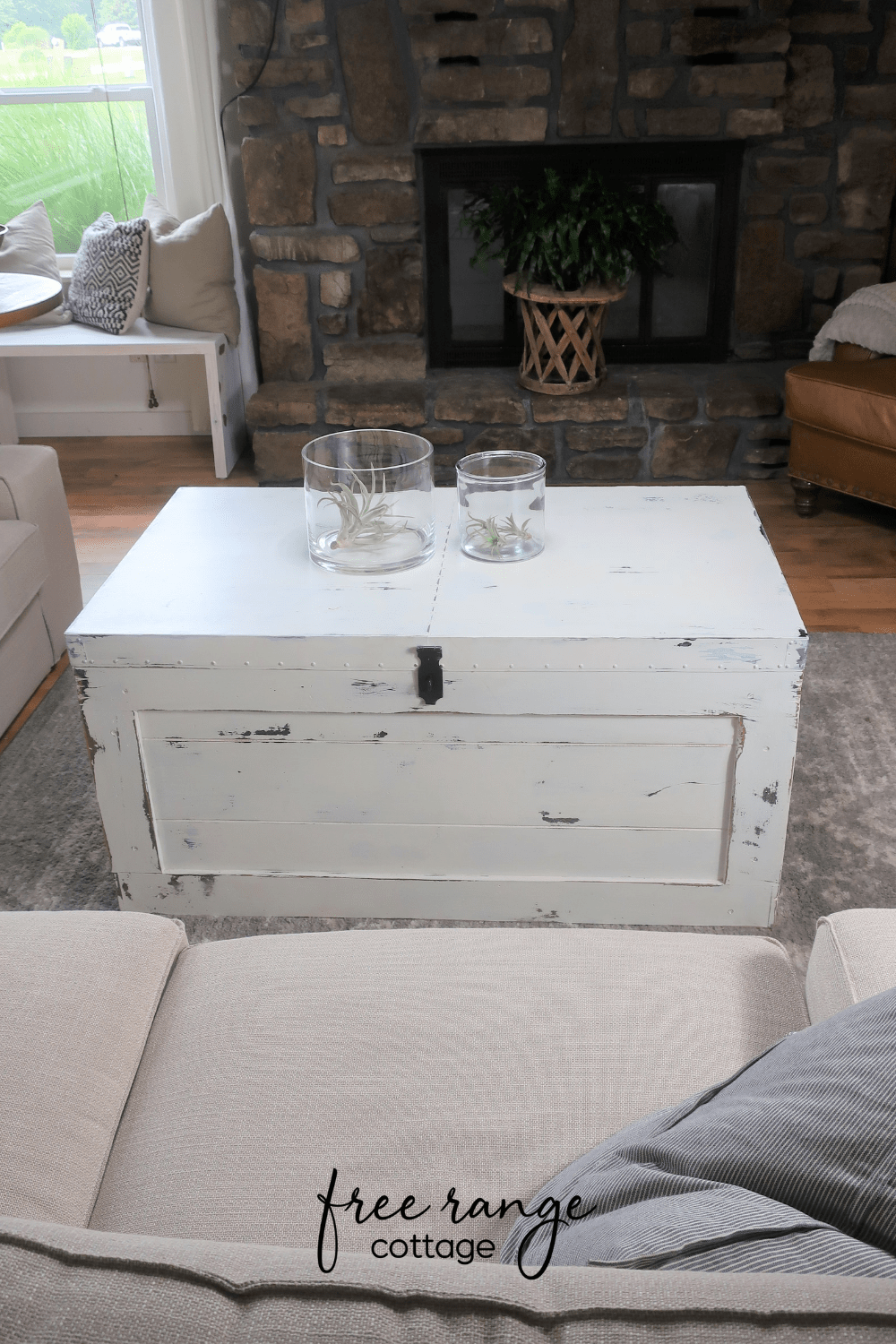 Painted Furniture Before After And A